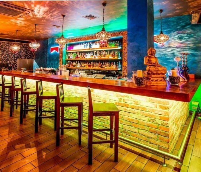 Bollywood Lounge