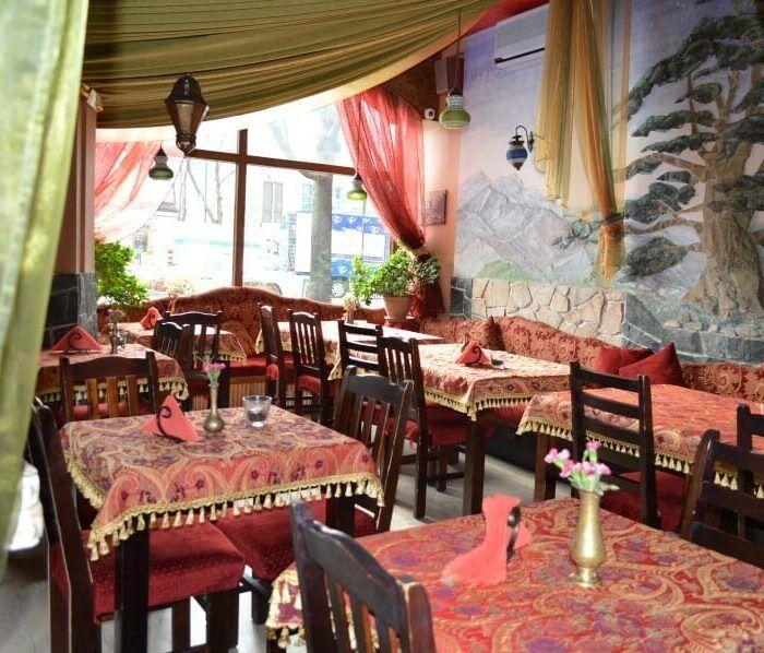 Restauracja Libańska Fenicja