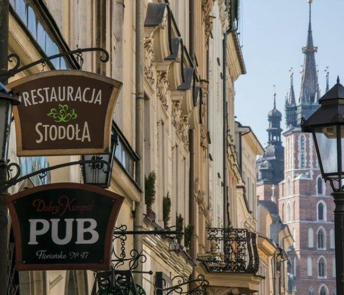 Restauracja Stodoła 47