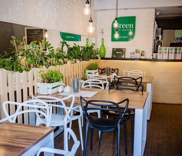 Restauracja GREEN Diet Buffet
